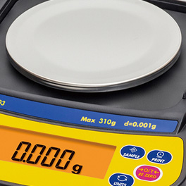 Laboratory Weighing